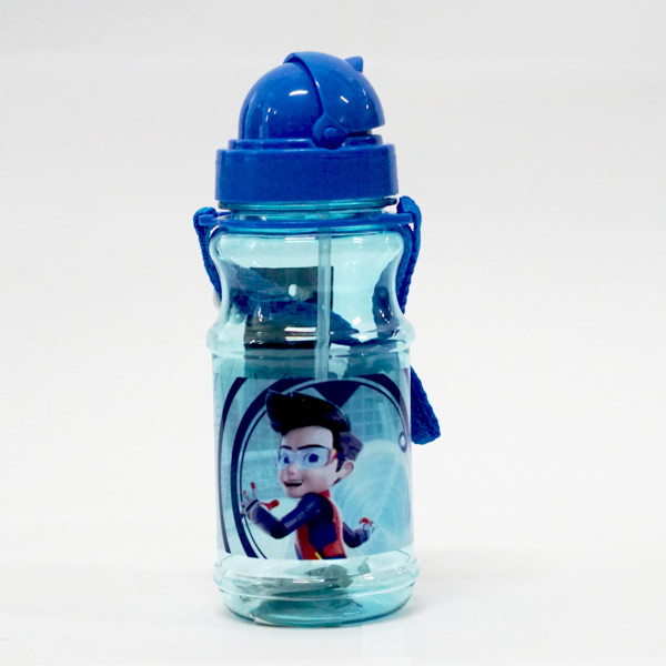 EJEN ALI: WATER BOTTLE SMALL ( DARK BLUE ) - Ejen Ali Gears