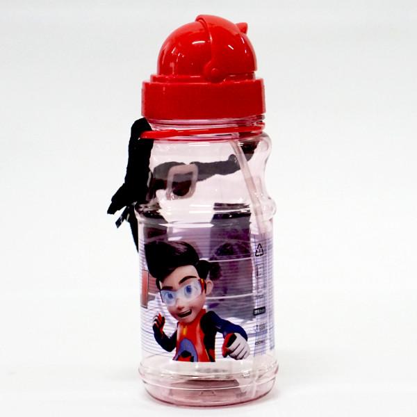 EJEN ALI: WATER BOTTLE SMALL ( RED ) - Ejen Ali Gears