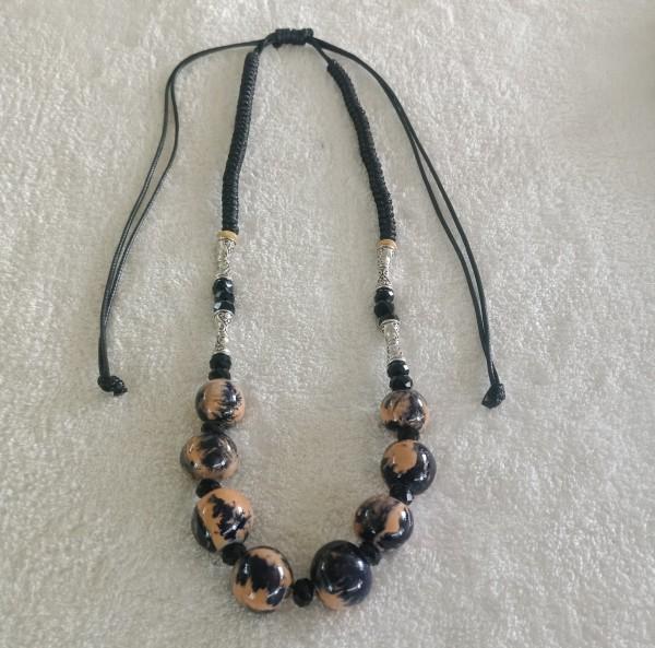 Yanee Cord Necklace - Manik Heritage