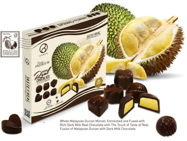 Musang King Durian Chocolate - doubletraders