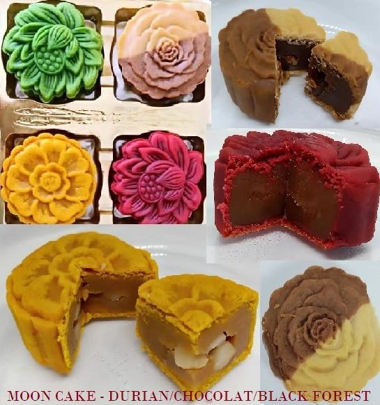 MOON CAKE.- 月饼 - doubletraders
