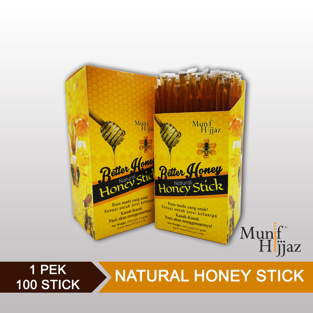 Munif Hijjaz Better Honey Stick