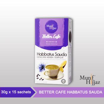 Better Cafe Habbatus Sauda - Kotak