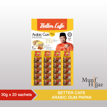 Better Cafe Arabic Gum - Papan