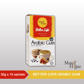 Better Cafe Arabic Gum - Kotak