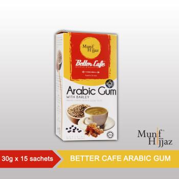 Better Cafe Arabic Gum - Kotak