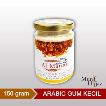 Munif Hijjaz Al Manna Arabic Gum - 150 Gram