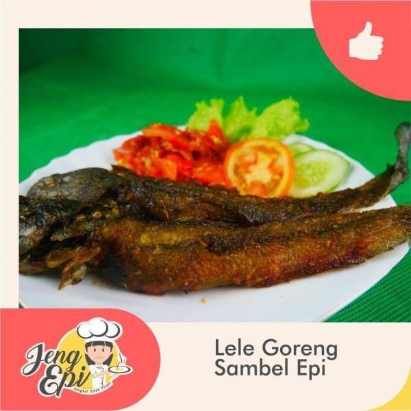 Lele Goreng Sambel Epi - Jeng epi