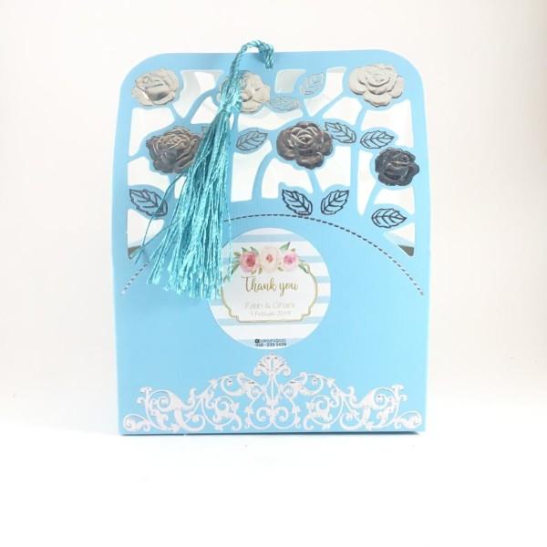 Doorgift Ocean Blue - Bake and Pot's