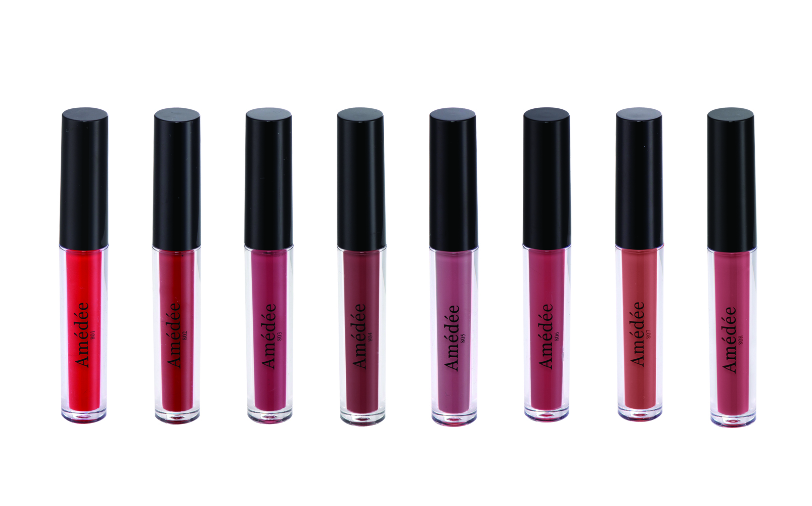 Amedee Treatment Lip Matte Full Collection
