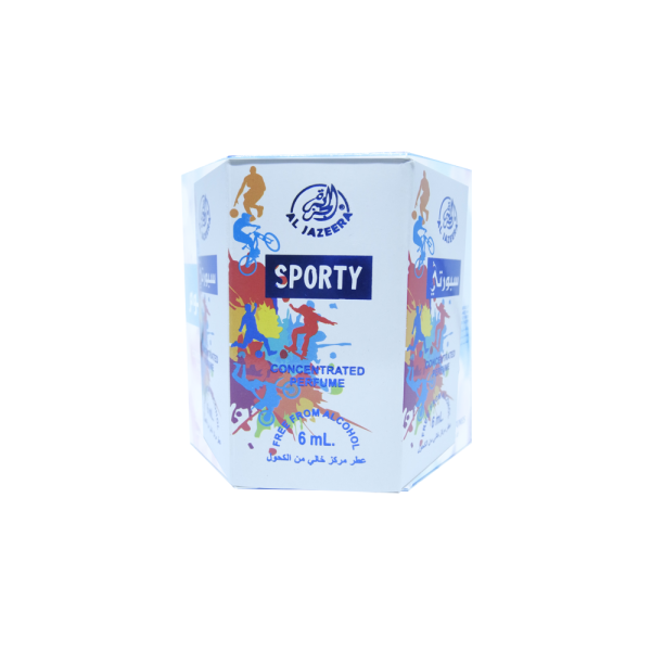 SPORTY - SAG Fragrance