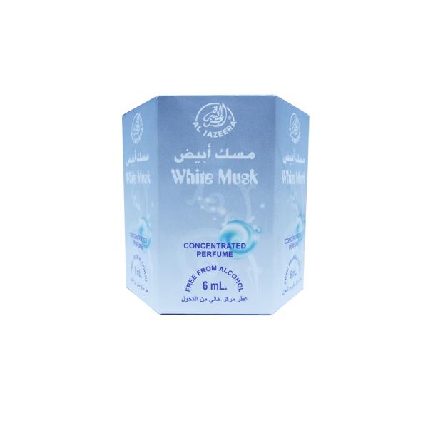 WHITE MUSK - SAG Fragrance