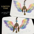 DREAM CATCHER HOOK BOOKMARK (3) - Evoke