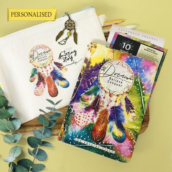 Personalised Set DC Journal - Evoke