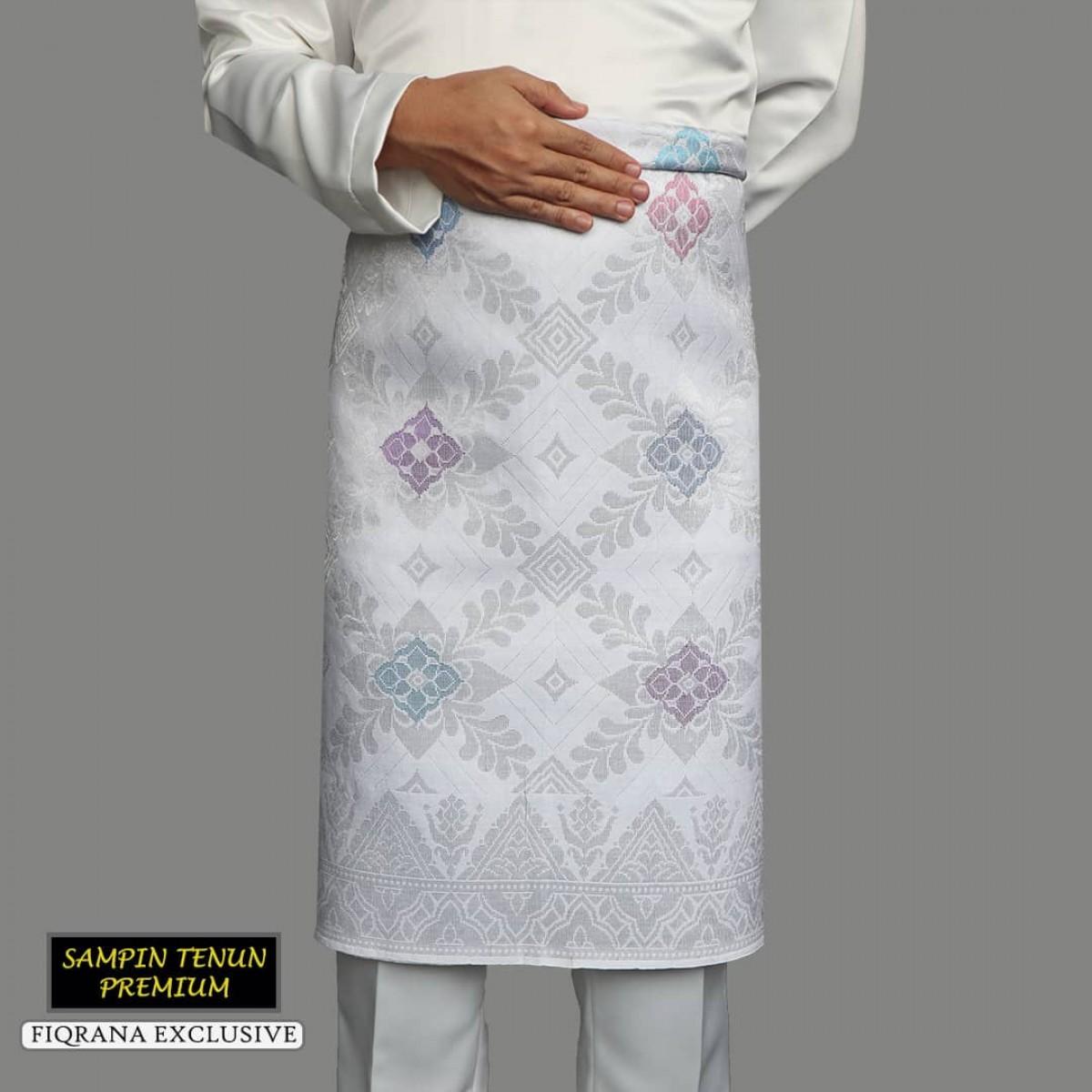 Sampin Tenun Premium - Fiqrana Exclusive