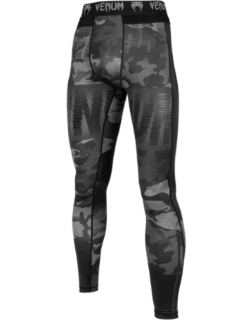 VENUM TACTICAL COMPRESSSION TIGHTS - URBAN CAMO/BLACK/BLACK