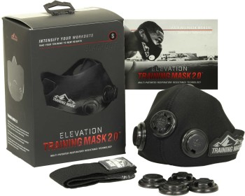 ELEVATION TRAINING MASK 2.0 - BLACK OUT