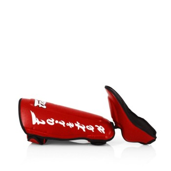 FAIRTEX IN-STEP SHIN PADS - RED