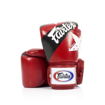 FAIRTEX - NATION PRINTS - RED
