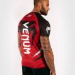 VENUM X ONE FC DRY TECH T-SHIRT - RED - Potosan Corner Proshop