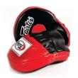 FAIRTEX FMV9 FOCUS MITTS - RED/BLACK - Potosan Corner Proshop