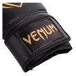 VENUM CONTENDER BOXING GLOVES - BLACK/GOLD - Potosan Corner Proshop