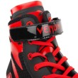 VENUM GIANT LOW BOXING SHOE - BLACK/RED - Potosan Corner Proshop