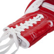 VENUM GIANT 3.0 BOXING GLOVES - NAPPA LEATHER - WITH LACES - RED - Potosan Corner Proshop