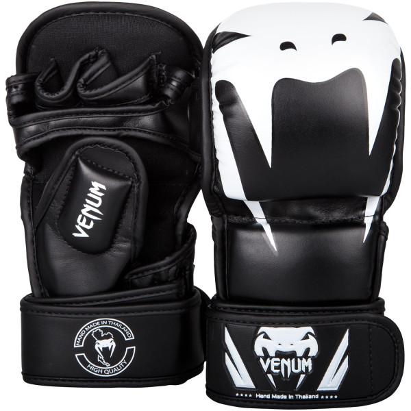 VENUM IMPACT SPARRING MMA GLOVES - BLACK - Potosan Corner Proshop