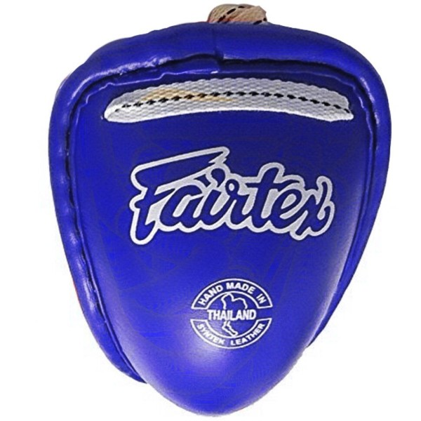 Fairtex Muay Thai Steel Cup GC2 - BLUE - Potosan Corner Proshop