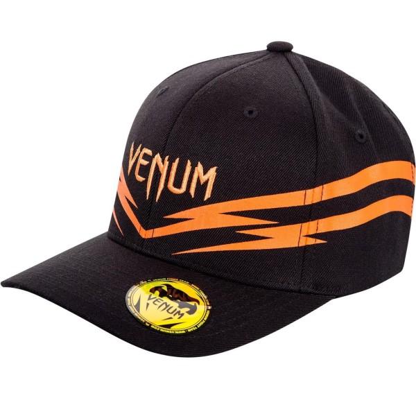 VENUM SHARP 2.0 HAT - BLACK/ORANGE - Potosan Corner Proshop
