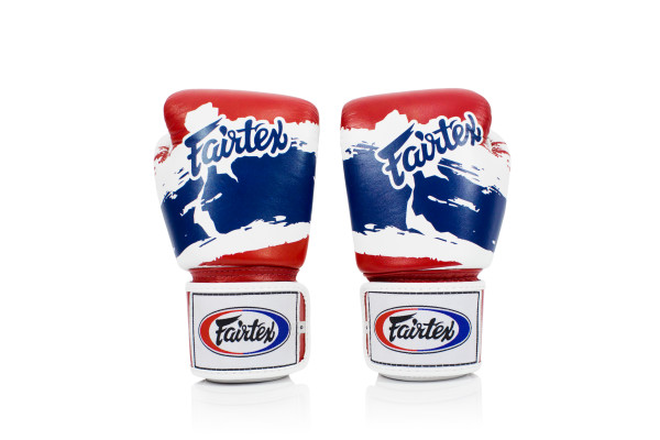 "FAIRTEX BGV1 ""Thai Pride"" Limited Edition Gloves - Potosan Corner Proshop"