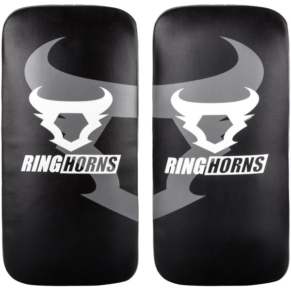 RINGHORNS CHARGER KICK PADS - BLACK - Potosan Corner Proshop