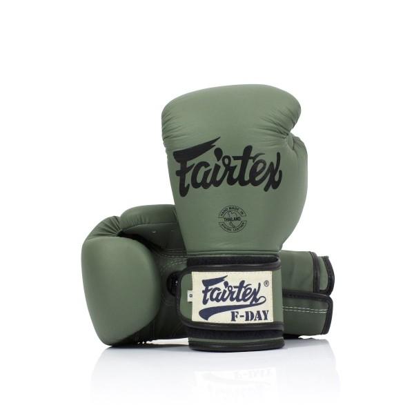 FAIRTEX F-Day Limited Edition Gloves - Potosan Corner Proshop