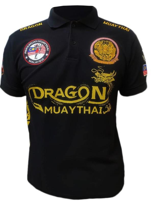DRAGON MUAY THAI POLO T - Potosan Corner Proshop