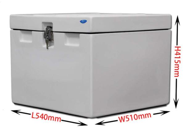 MotorBikeBox JYA-04 - Motorbikebox Delivery Boxes