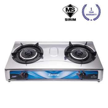 Twister Double Burner (KGS401C)