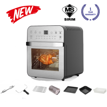 Air Fryer Oven (KAV-AD1202-S)