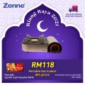 Portable Gas Cooker (KPC-JG10-C) - Zenne Malaysia