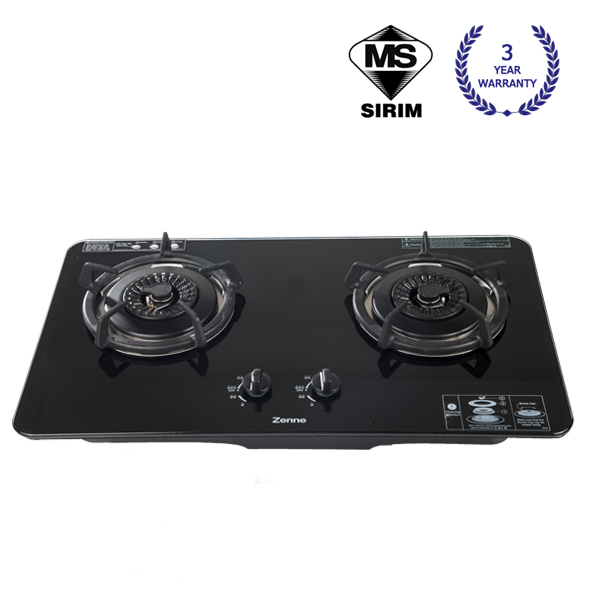Turbo Twister Burner Hob Cooker (KVH233-GB) - Zenne Malaysia