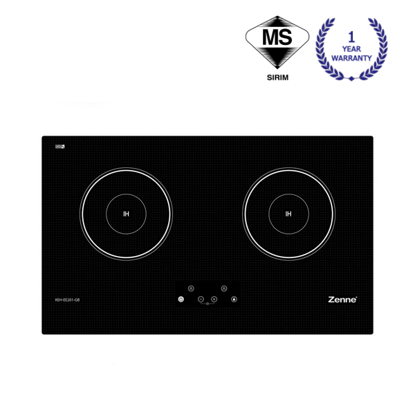 Two Burners Induction Cooker (KEH-EE201-GB) - Zenne Malaysia