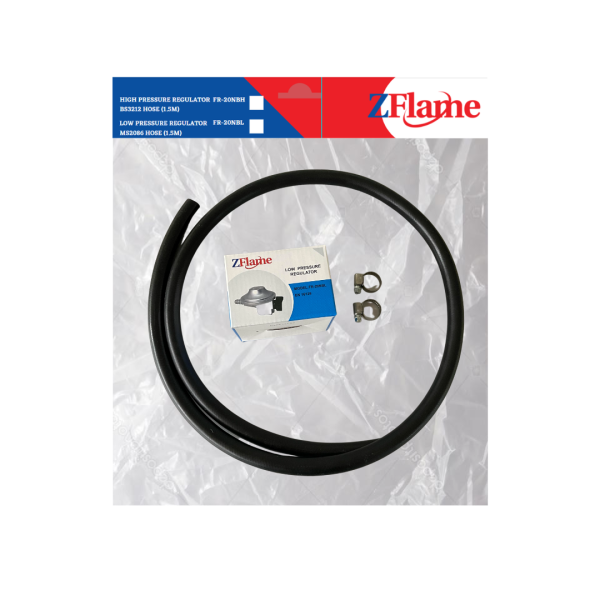 Regulator FR-20NBL (Pack) - Zenne Malaysia