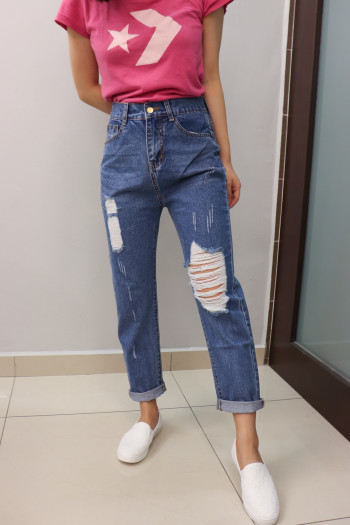 Straight Cut Jeans (Baggy)