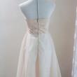 Elegant Barbie Midi Dress in Cream (Premium) - HerSpace Closet