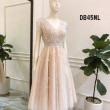 [PRE-ORDER] Karin Layer Dress in Cream - HerSpace Closet