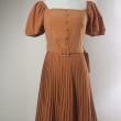 Brown Ryna Layer Dress - HerSpace Closet