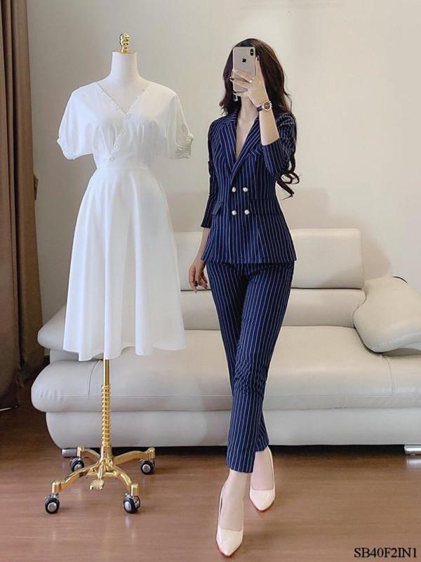 [PRE-ORDER] Elegant Becca in 2 Pieces Set - HerSpace Closet