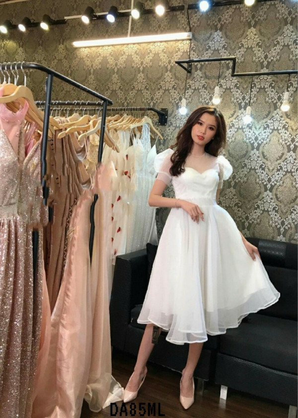 [PRE-ORDER] Princess Myra in White - HerSpace Closet