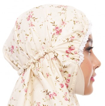[PREORDER] Telekung De Humaira Blossom Cream