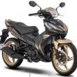 VF3i 185 SPECIAL EDITON - Yamaha original parts by AH HONG MOTOR